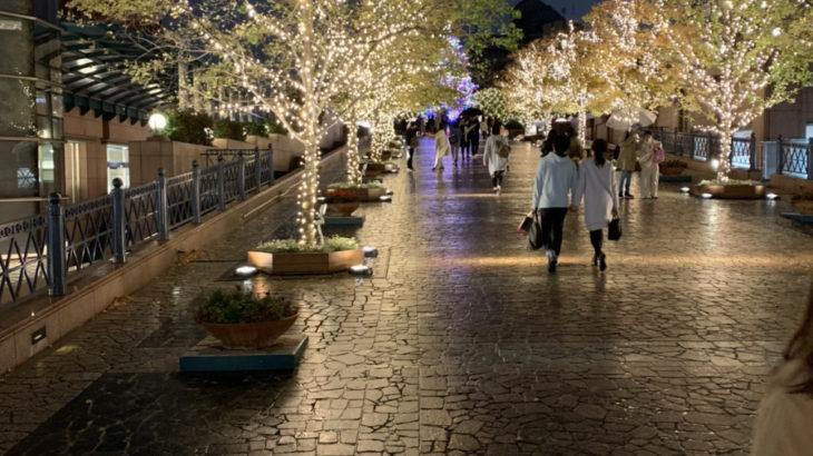 恵比寿ガーデンプレイスのイルミネーション/雨の日だからこそ楽しめるポイントを紹介!